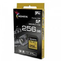 Adata SD Premier ONE 256G UHS 2/U3/CL10 275/155MB/s