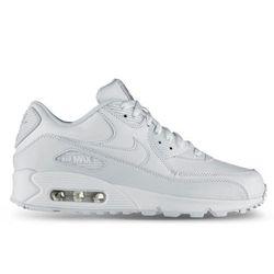 Buty Nike Air Max 90 Leather białe 302519-113
