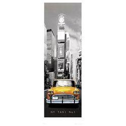 New York Taxi No 1 - reprodukcja