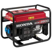 Agregat prądotwórczy Honda ECM 2800 + dostawa gratis - RATY 0%