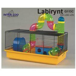 Inter-Zoo klatka dla chomika Labirynt
