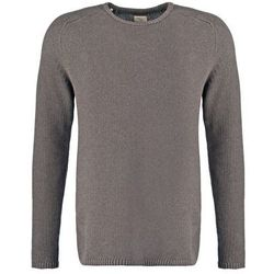 Selected Homme SHNVINCEBUBBLE Sweter medium grey melange