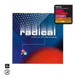 STIGA Radical - Okładzina - Czerwony