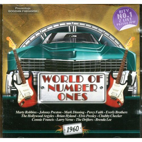 Praca zbiorowa - World Of Number Ones 1960