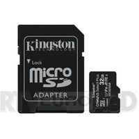Kingston microSD Canvas Select 32GB 100/30MB/s