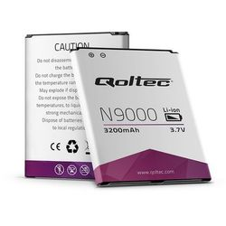 Bateria do Samsung Galaxy Note 3 N9000 Qoltec 3200mAh