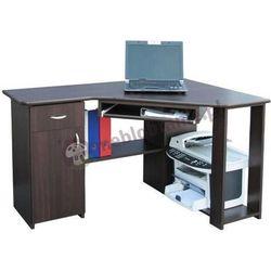 Narożne biurko młodzieżowe Łukasz