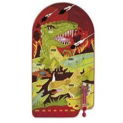 Gra flipper Dinozaury