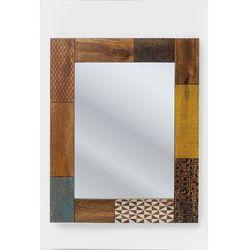 Kare design :: Lustro Soleil 100x80cm