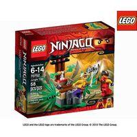 Lego NINJAGO Pułapka w dżungli 70752