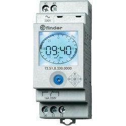 Programator tygodniowy/dobowy elektroniczny 1P 230V AC 12.51.8.230.0000