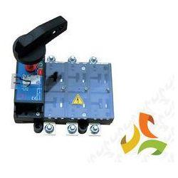 Rozłącznik LA1 R 160A 4P z rączką bezpośrednią 004662141 ETI