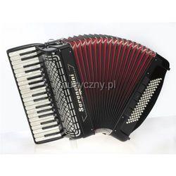 Serenellini 374 37/4/11 96/5/5 Musette akordeon (czarny) Płacąc przelewem przesyłka gratis!