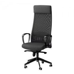 MARKUS Krzesło obrotowe, Vissle ciemnoszary