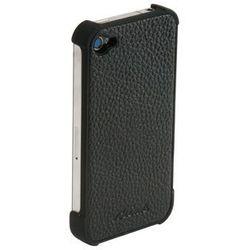 Obudowa skórzana do iPhona 4 by Brink