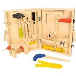 Skrzynka z narzędziami stolarza