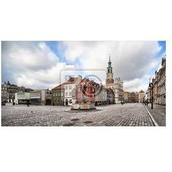 Fototapeta stary ratusz w Poznaniu
