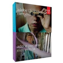 Adobe Photoshop & Premiere Elements 14 WIN PL BOX