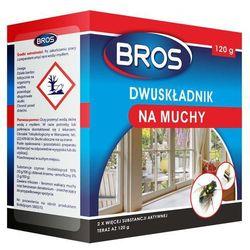 BROS Dwuskładnik, preparat na muchy, 40g + 40ml