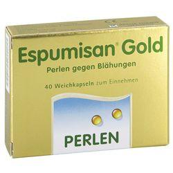 Espumisan Gold perełki przeciw wzdęciom 40 szt.
