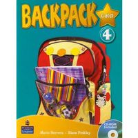 Backpack Gold 4 with CD (opr. miękka)