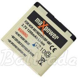 Bateria maXpower do Nokia E51/N81 Li-ion 1200mAh