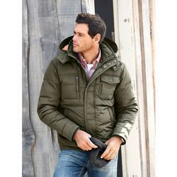 Pikowana kurtka