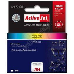 HP 704 zamiennik CN693AE tusz kolorowy do HP Deskjet Ink Advantage 2060 - 21ml