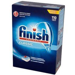 FINISH 110szt Powerball Classic Tabletki do mycia naczyń w zmywarkach