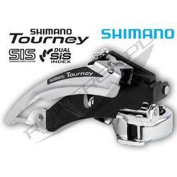 AFDTX50M6 Przerzutka przenia Shimano Tourney FD-TX50 3x6, 3x7, 3x8 rz. 42T