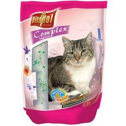 Vitapol Piasek Silikonowy dla kota kwiatowy 5L [4863]