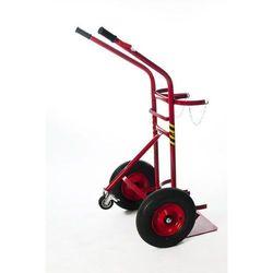 Wózek spawalniczy na butle z podporą promocja!