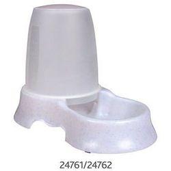 Dozownik wody i pokarmu, plastikowy, antypoślizgowa podstawa Wielkość:0.65l