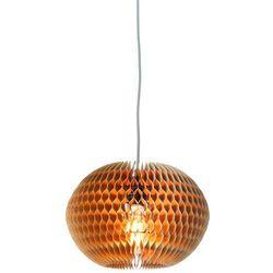 It's About RoMi Lampa wisząca Yucatan papierowa owalna 31,5x23cm, naturalny S YUCATAN/H22/N