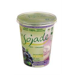 produkt sojowy jagodowy bio 400 g - sojade