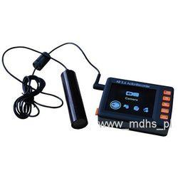 Profesjonalny rejestrator miniaturowy + minikamera , rejestrator trasy, rozdzielczość nagrywania 720x576, AUDIO-VIDEO, AR36