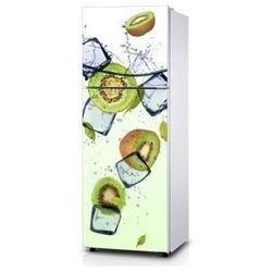 Naklejka na lodówkę - Lodowe kiwi - Naklejka laminowana
