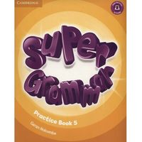 Super Minds Level 5 Super Grammar Book (opr. miękka)