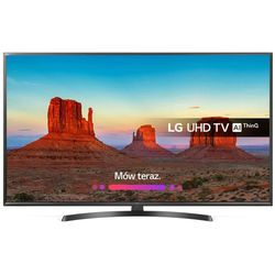 TV LED LG 49UK6470