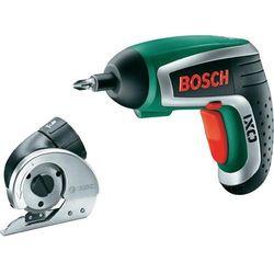 Wkrętarka akumulatorowa Bosch IXO Cutter