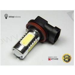 Żarówka H11 Power Led 11W Cree Q5 DRL SMD Kolor:Biały