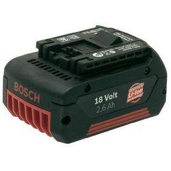 Akumulator Bosch Li-Ion 18 V/2,6 Ah