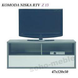 KOMODA NISKA RTV Z-13 47x120x50cm