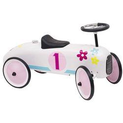 Goki, Samochód dziecięcy, Kwiatki, Susibelle Darmowa dostawa do sklepów SMYK
