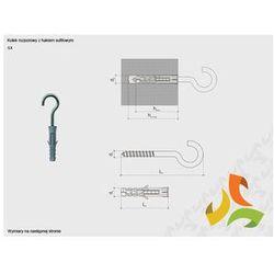 SX 10/5,8x88 hak rozporowy (100szt)