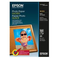 Epson C13S042539 Photo Paper Glossy, A4, 200 g/m2, 50 arkuszy