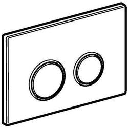 Geberit przycisk uruchamiający Sigma 20 chrom mat/chrom 115.778.KN.1