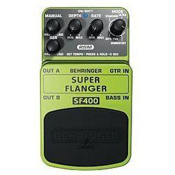 Behringer SUPER FLANGER SF400 efekt gitarowy