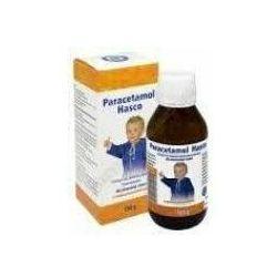 Paracetamol smak pomarańczowy 150ml HASCO