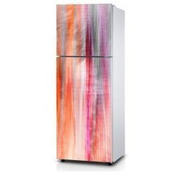 Naklejka na lodówkę - Barwa na lodówkę - Naklejka laminowana
